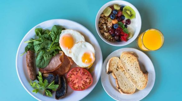 Ăn sáng có tác dụng cải thiện bệnh tiểu đường
