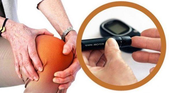 biến chứng tiểu đường đến xương khớp