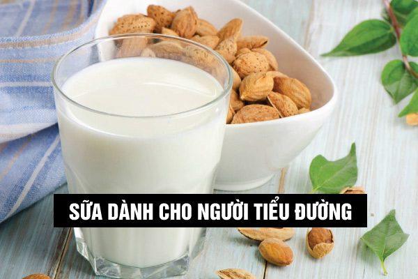 bệnh tiểu đường nên uống sữa vào buổi sáng