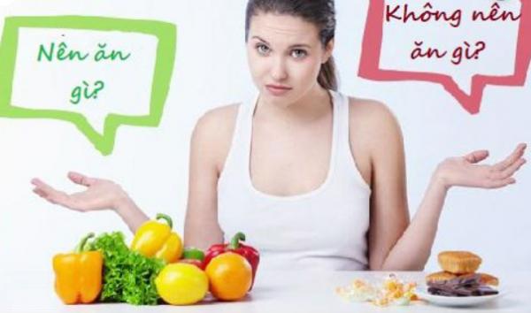 tiểu đường thai kỳ nên ăn gì
