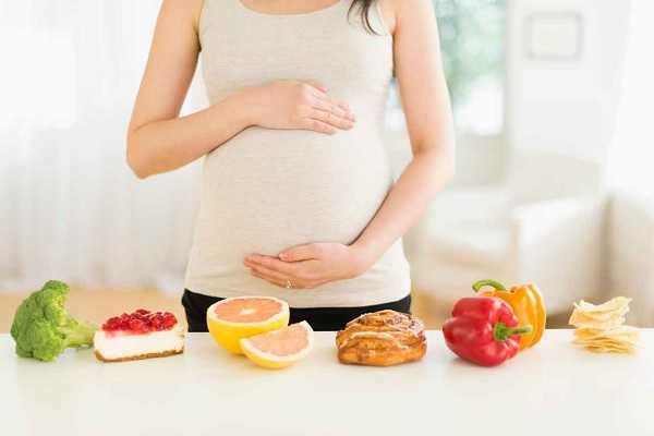 Tiểu đường thai kỳ nên ăn gì?