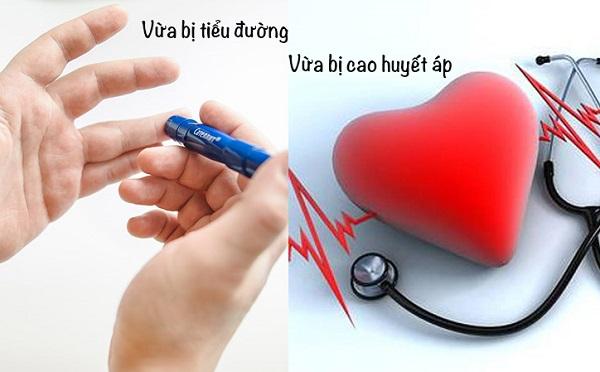 Kiểm soát bệnh tiểu đường kèm tăng huyết áp như thế nào?