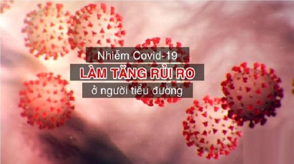 Bệnh tiểu đường lưu ý gì trong đại dịch COVID-19