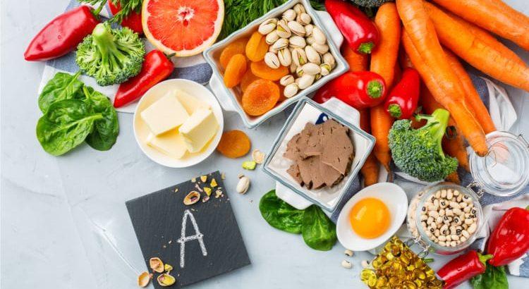 Chế độ ăn của người tiểu đường: Vitamin A