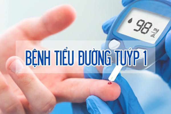 Triệu chứng và phương pháp điều trị tiểu đường tuýp 1