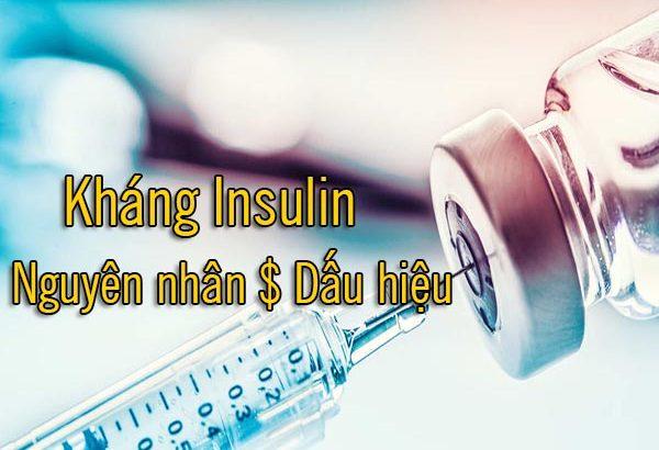 kháng insulin là gì