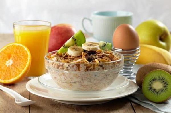 thực đơn bữa sáng cho người tiểu đường
